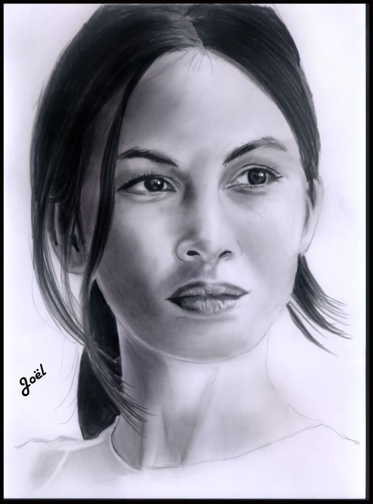 Elodie Yung by klk68